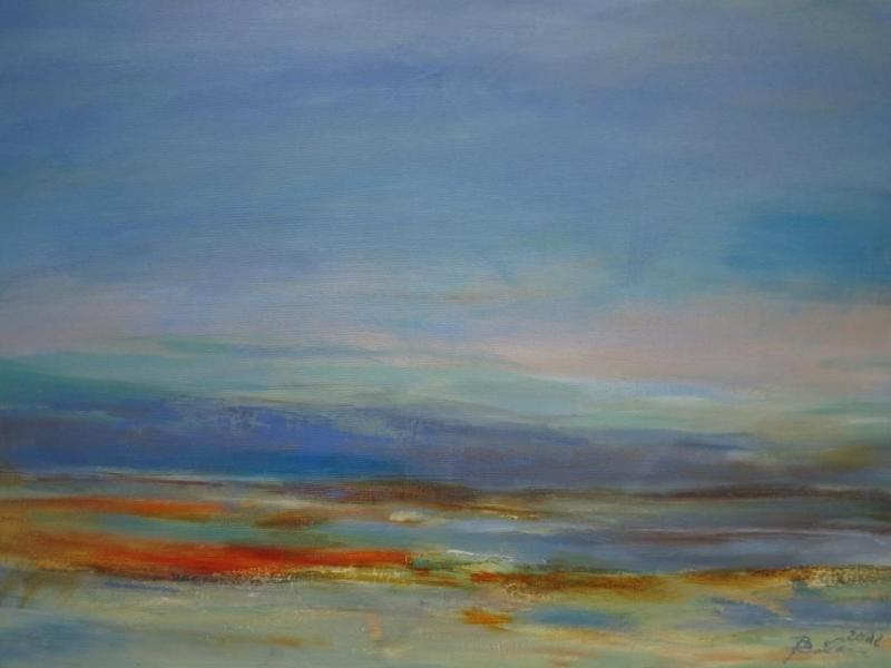 Der Weg zur abstrahierten Landschaft