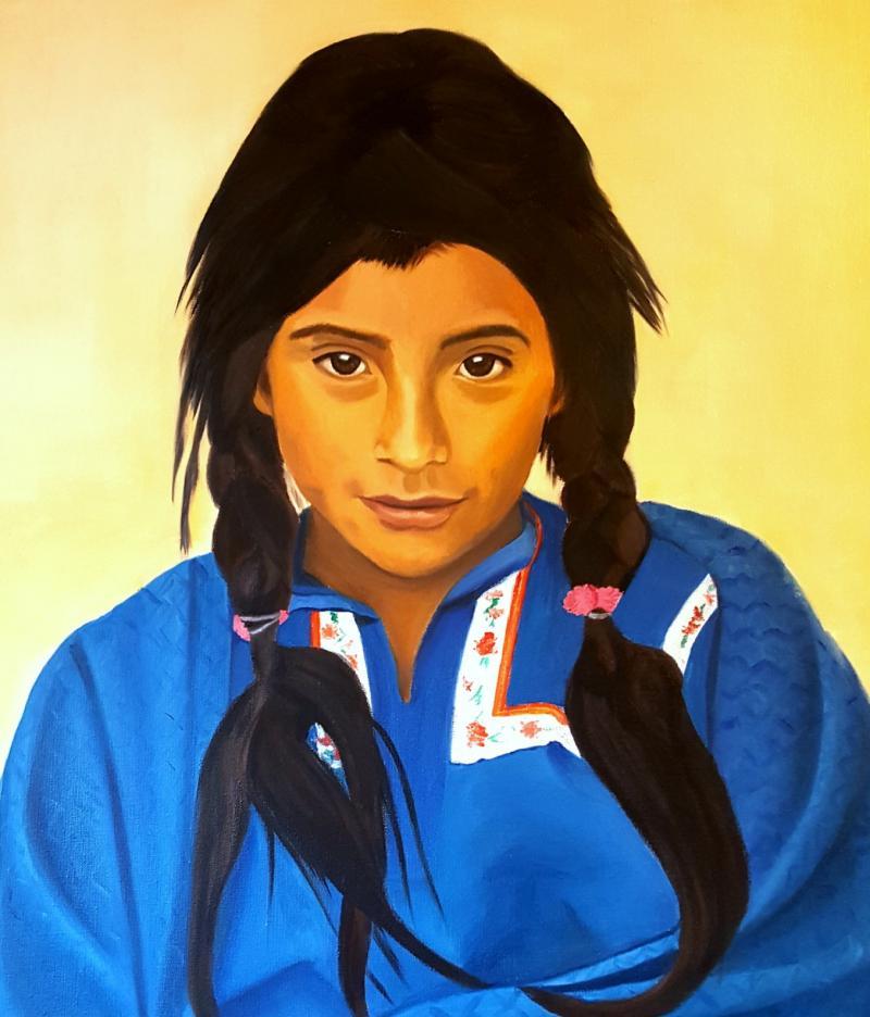 Portraitmalen in Öl